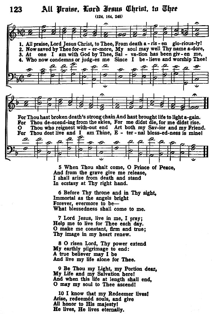 Lyric glad i got jesus down in my heart lyrics : Alphabetical Index